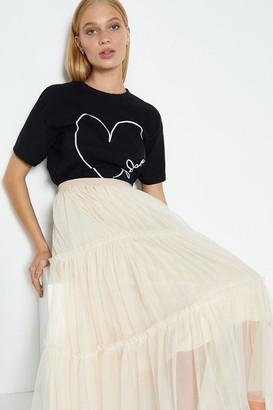 Coast 3 Tier Mesh Skirt