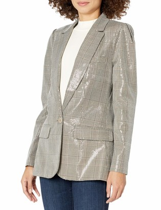 Cupcakes And Cashmere Women's Vega Sequin Blazer