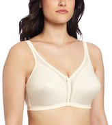 Carnival Women's Full Figure Camisole Strap Soft Cup Wire Free Bra