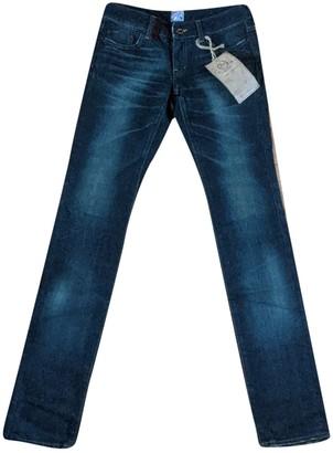 PRPS Blue Cotton - elasthane Jeans