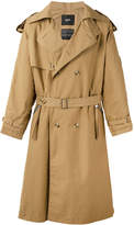 Blood Brother Park trench coat