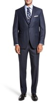 Peter Millar Men's Flynn Classic Fit Solid Wool Suit