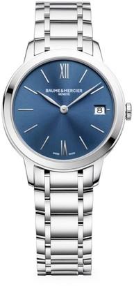 Baume & Mercier Classima Stainless Steel Bracelet Watch