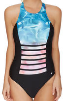 Next Perfect Alignment Rejuvenate One-Piece Swimsuit