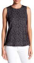 Joe Fresh Patterned Jacquard Tank