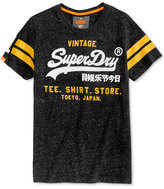 Superdry Men's Shirt Shop Logo T-Shirt