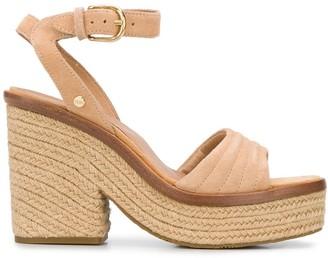 UGG Laynce platform sandals