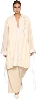Jil Sander OVERSIZED PAPER DRESS