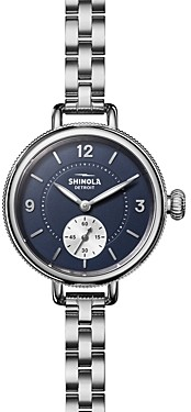 Shinola The Birdy SubSecond Watch, 34mm