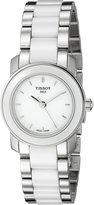 Tissot Women's T0642102201100 Cera Dial Ceramic Watch
