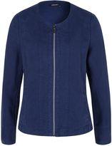 Olsen Zip linen jacket