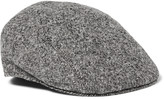 Altea Wool-Blend Tweed Flat Cap