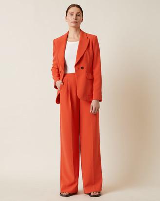 Jigsaw Longline Tailored Suit Jacket