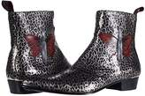 Jeffery West Butterfly Bullet Zip Boot Sylvian (Leopard) Men's Shoes