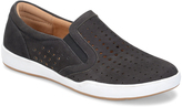Black Lyra Leather Walking Shoe