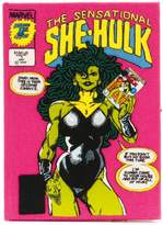 Olympia Le-Tan The Sensational She-Hulk clutch