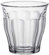 Duralex 25 cl Picardie Tumbler, Pack of 6, Clear