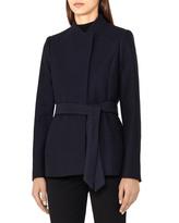Reiss Franklin Wool-Blend Coat