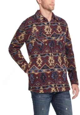 Weatherproof Vintage Men's Aztec Jacket