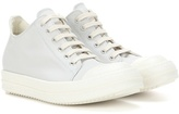 Rick Owens Canvas Sneakers