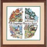 Dimensions Needlecrafts Stamped Cross Stitch, A Season For Everything