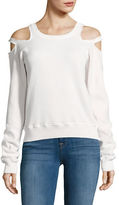 Philanthropy Minerva Cut-Out Dolman Sweater