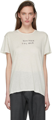 R 13 Off-White Fifty Fifty Boy T-Shirt