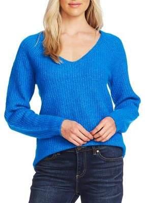Vince Camuto Knit V-Neck Sweater