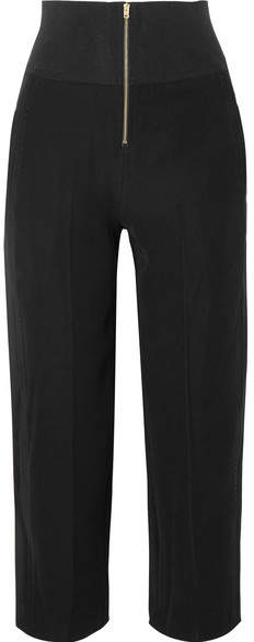 Carven Cady Tapered Pants - Black