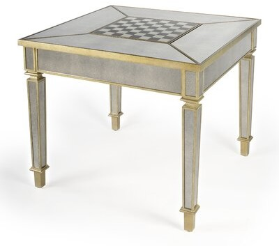 """Thumbnail for your product : Butler 36"""" Celeste Chess Table"""