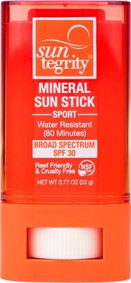 Suntegrity Mineral Sport Sun Stick Broad Spectrum SPF 30