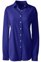 Classic Women's Corduroy Shirt-Wineberry