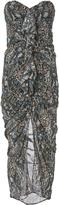 Veronica Beard Peyton Paisley Dress