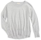 Tucker + Tate Girl's Easy Seam Knit Sweater
