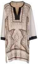 Blank Short dress