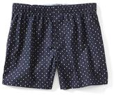 Banana Republic Tree Print Geo Boxer