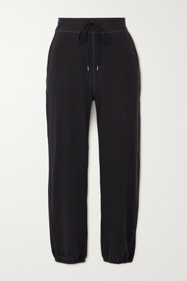 James Perse Jersey Track Pants - Navy