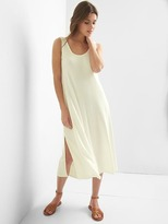 Softspun sleeveless maxi dress