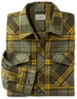 L.L. Bean L.L.Bean Overland Performance Flannel Shirt