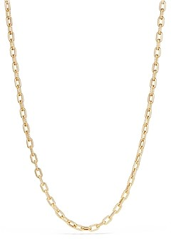David Yurman Madison Bold Chain Necklace in 18K Gold