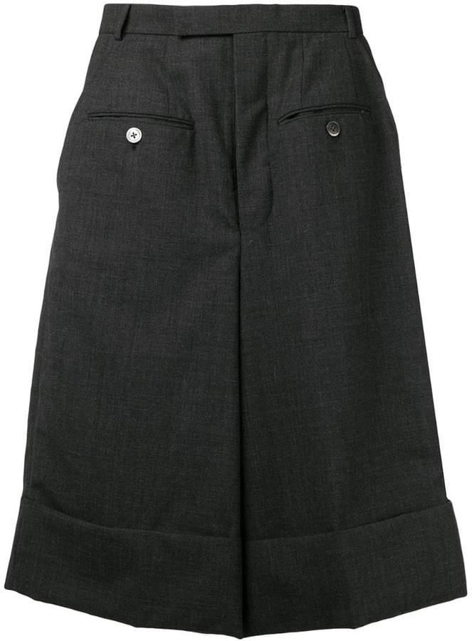 Thom Browne Oversized Reverse Short