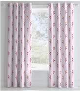 Catherine Lansfield Ballerina Lined Curtains