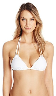 Sauvage Women's Spider Hand Knotted Bikini Top