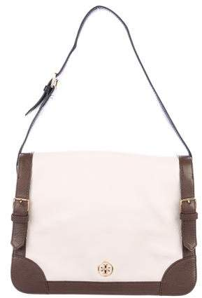Tory Burch Leather Ally Shoulder Bag