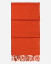 N.Peal Woven Cashmere Scarf