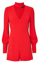 Exclusive for Intermix Alissa V-Neck Romper