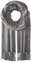 Rag & Bone Brushed Pinstripe Scarf Scarves