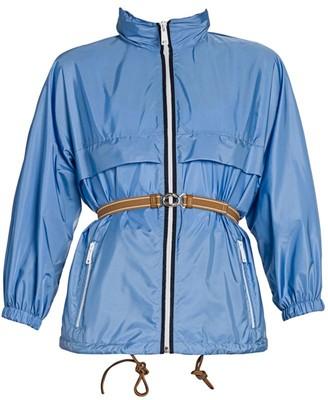 Prada Cropped Anorak Jacket