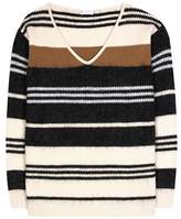Brunello Cucinelli Wool, cashmere and silk sweater