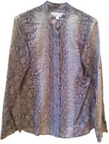 MICHAEL Michael Kors Khaki Cotton Top